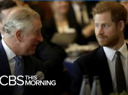 Gayle King: Prince Harry spoke to his father & brother, but no one spoke to Meghan
