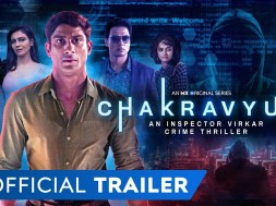 Here's Why You Should Be Watching Prateik Babbar's 'Chakravyuh – An Inspector Virkar Crime Thriller' This Weekend