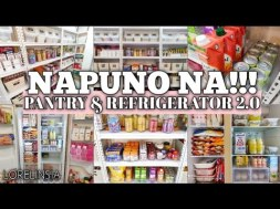 This Pinay's Organized Pantry Looks Like A Mini Supermarket