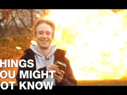 YouTuber explains why Hollywood explosions look different to those in real life