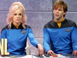 'SNL' imagines a Paramount+ Star Trek spin-off where it's all messy drama