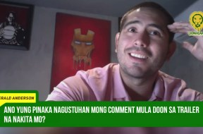 Supportive jowa! Julia Barretto shows support to Gerald Anderson's 'Init sa Magdamag'