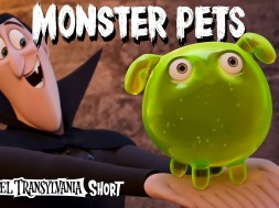 WATCH: 'Monster Pets' Short for 'Hotel Transylvania: Transformania'