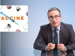 John Oliver debunked a pile of COVID-19 vax myths to help fight vaccine hesitancy