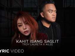K-Pop Star Ailee Brings Delicate Yet Powerful Vocals to 'Kahit Isang Saglit'