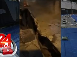 The Giant Road Cracks in Ortigas May Be Because of an Old Drainage System