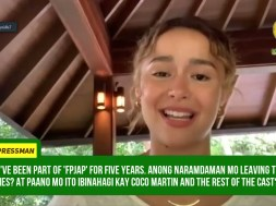 Yassi Pressman excited to see Julia Montes in 'FPJ's Ang Probinsyano'; explains reason why she left the show