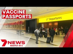 Australia To Launch Vaccine Passports for International Travel in October