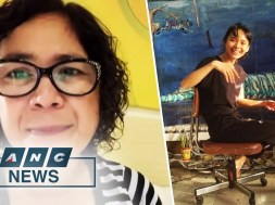 Bree Jonson's Mother Wants Immigration Lookout Order Issued for Julian Ongpin