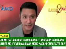 Rocco Nacino jokingly admits being clueless about infidelity because he's a 'good guy'