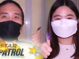 Star Magic Artists Use Social Media to Encourage Filipinos to Register for Halalan 2022