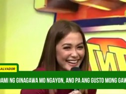 Maja Salvador fulfills the long-time dream of her mom, joins 'Eat Bulaga!' as the newest Dabarkads.