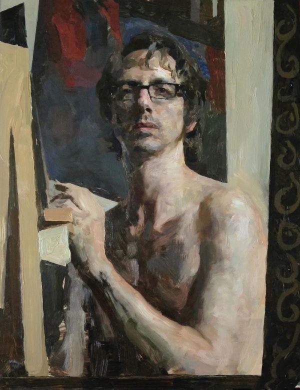 Portrait Underpaintings Magazine