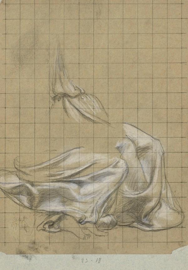 Pierre Puvis De Chavannes Works Paper And Paintings