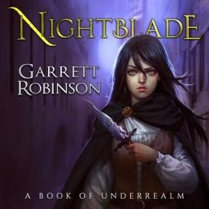 Nightblade: The Audiobook