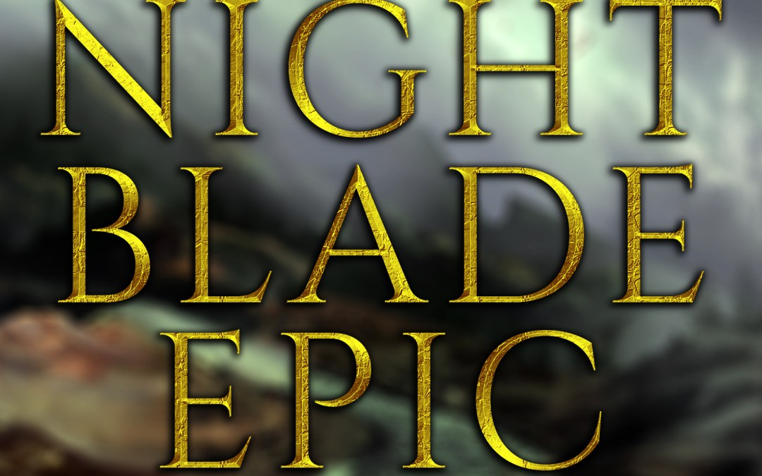 Nightblade Epic Podcast Art Season 3