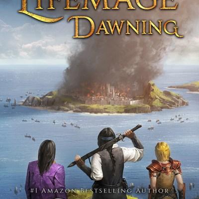 Lifemage Dawning, by #1 Amazon Bestseller Garrett Robinson