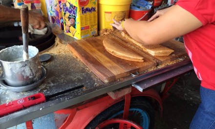 The Best Min Jiang Kueh In The World at Batu Pahat