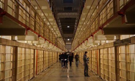 I Spent Time in A Maximum Security Prison