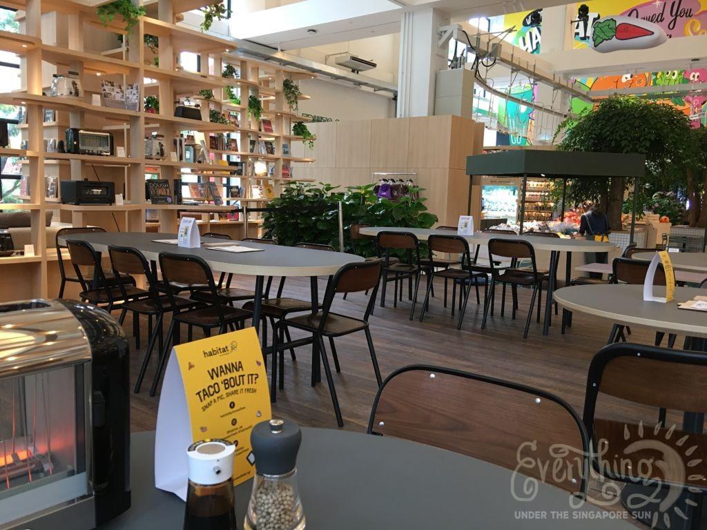 HonestBee Habitat Restaurants