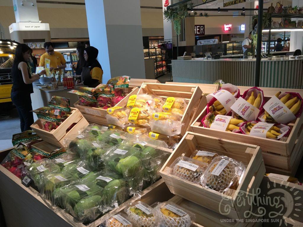 HonestBee Habitat Groceries