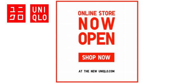 759d531cda Uniqlo Launches Online Shopping in U.S.