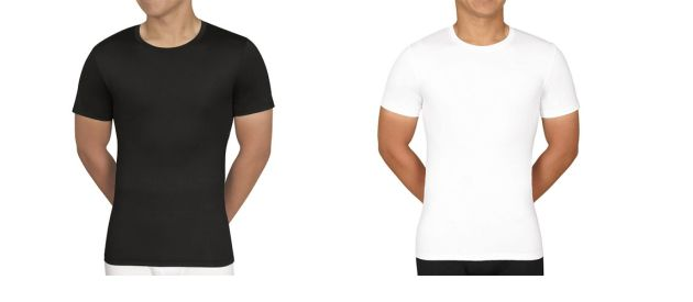 457be60c4 Compression Shirts for Fat Guys (Big / Obese) | UndershirtGuy