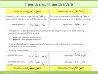 Printable Worksheets  Transitive And Intransitive Verbs ...