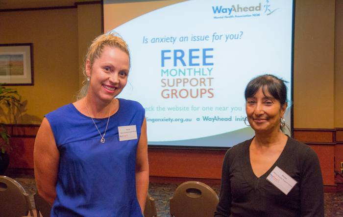 Albury Anxiety Disorders Support Group leaders