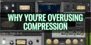 The main reason why you're overusing compression