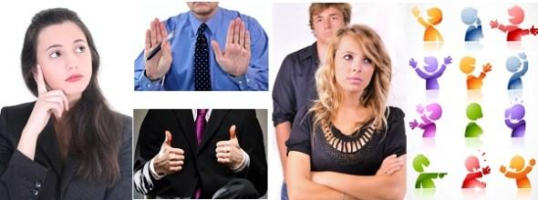 Body Language Examples