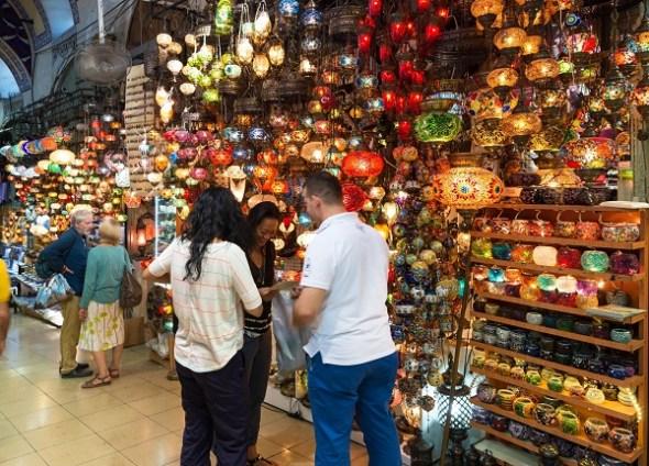 Negotiation at a Bazaar