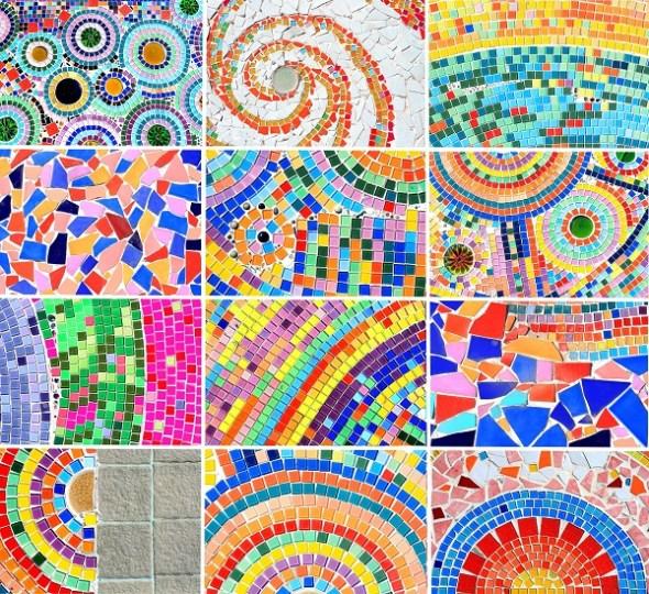 Twelve Mosaics