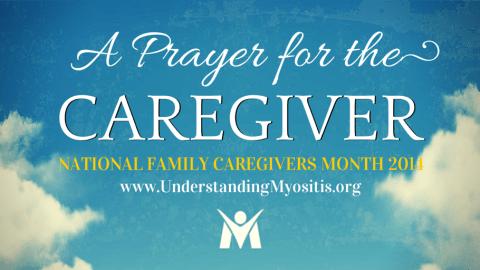Caregiver Prayer