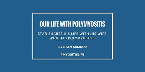 Our lives with Polymyositis