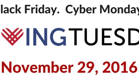 Press Release: #GivingTuesday 2016