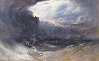 The Deluge, John Martin