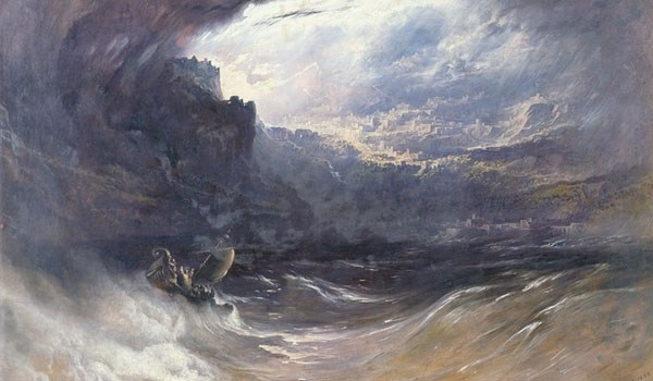 #16: The Inevitability of Evil? The Evil Inclination and the Flood