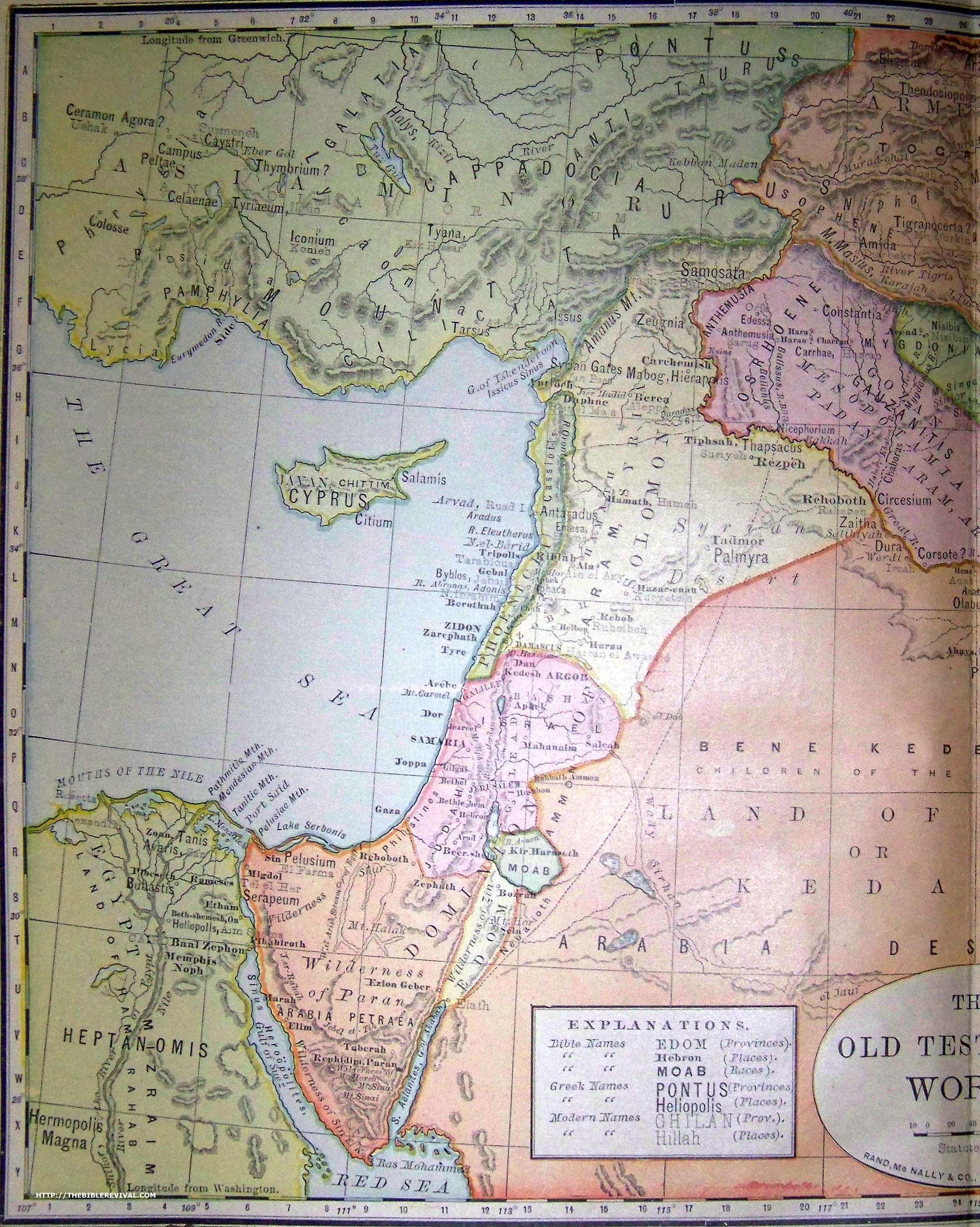 Maps Charts Customs