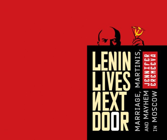 Lenin lives next door book cover