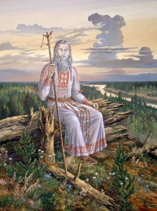 Pagan times in Russia