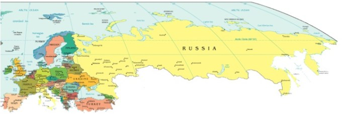 Russia Time Zones Mapp Time In Russia Wikipedia New Russia Time