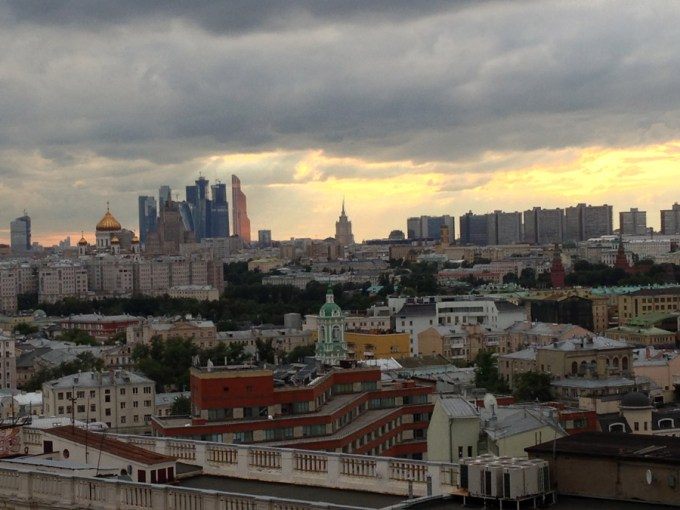 Moscow-view