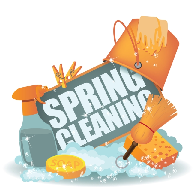 Image result for spring cleaning pictures