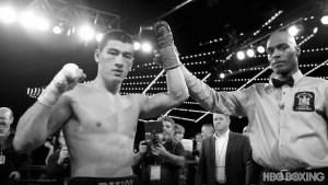 Dmitry Bivol vs Sullivan Barrera
