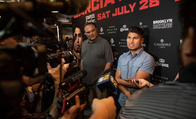 Mikey Garcia Media