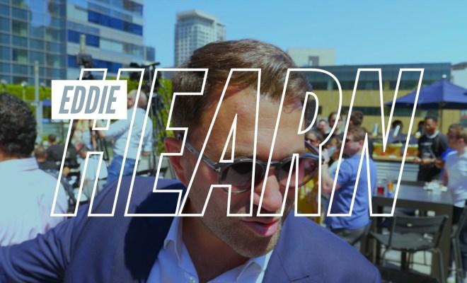 Eddie Hearn Thumbnail