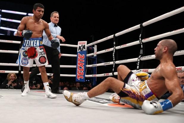 Roman Chocolatito Gonzalez Photo Ed Mulholland Matchroom Boxing