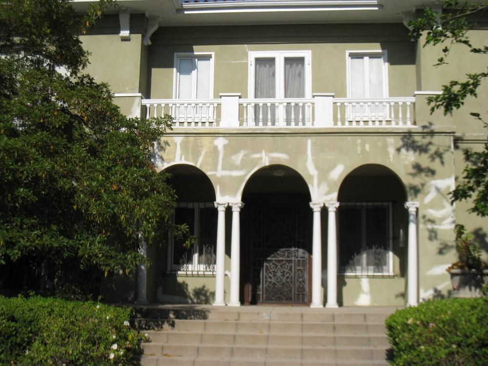 Harold Lloyd Lived Here (4/5)