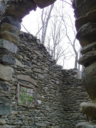 old stone house old sugarlands trail smokies - 1